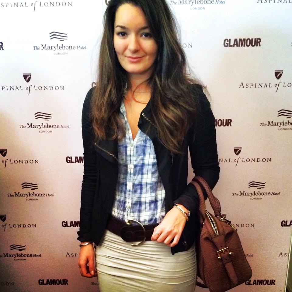 London Fashion Week Event - Glamour, Aspinal of London, Marylebone Hotel