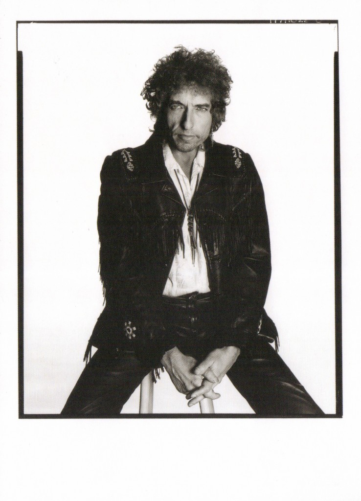 Bob Dylan. David Bailey, 1986. © David Bailey