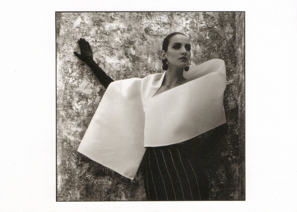 Catherine Bailey. David Bailey, 1986. © David Bailey