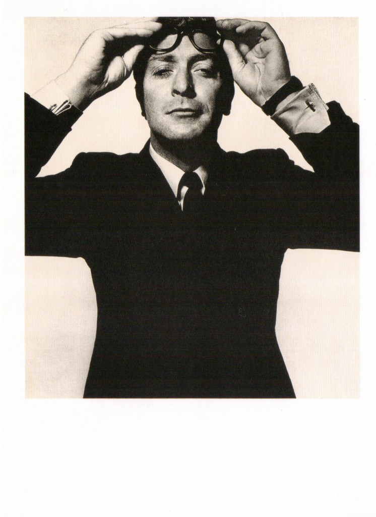 David Bailey's Stardust - Michael Caine. David Bailey, 1964. © David Bailey