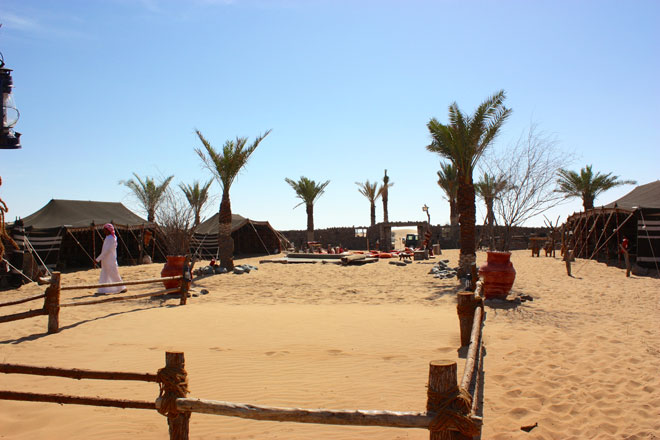 Platinum Heritage - Desert Safari Dubai - Breakfast with a Bedouin - Bedouin Camp Dubai