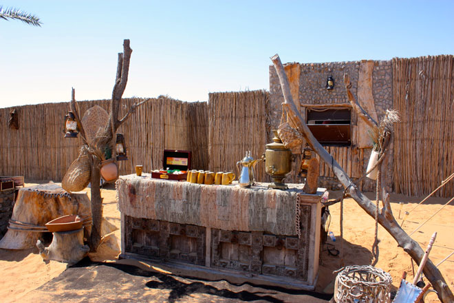 Platinum Heritage - Desert Safari Dubai - Breakfast with a Bedouin - Bedouin Camp