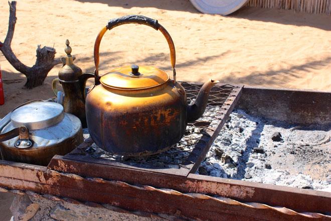 Platinum Heritage - Desert Safari Dubai - Breakfast with a Bedouin - Desert Life