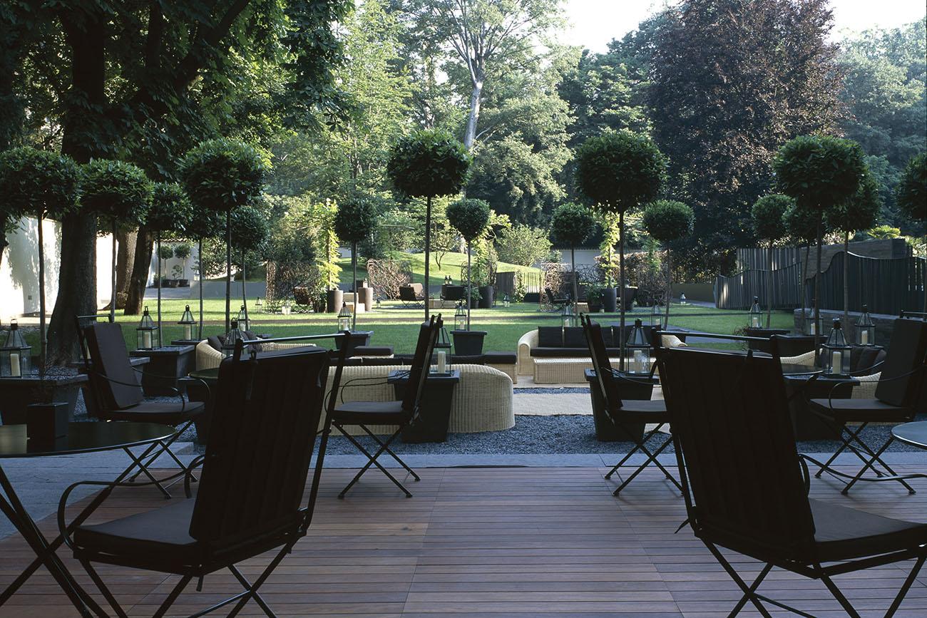 Bulgari Hotel Milan Garden