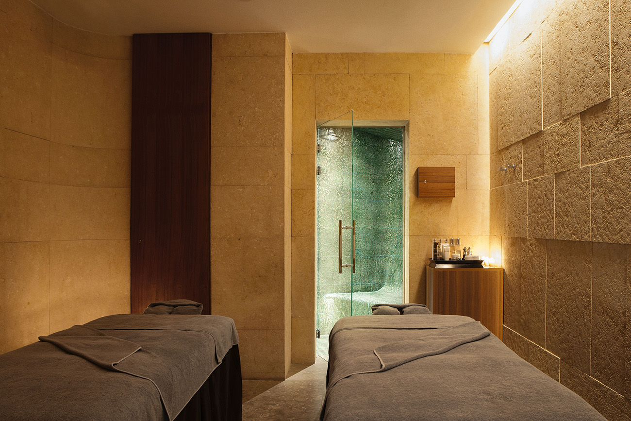 Bulgari Spa Treatment Room Milan