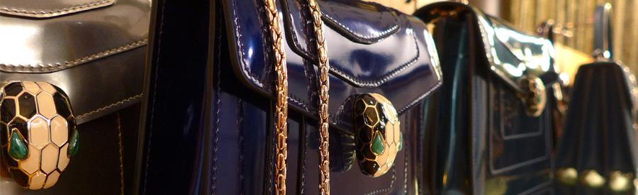Bulgari Serpenti shoulder bag