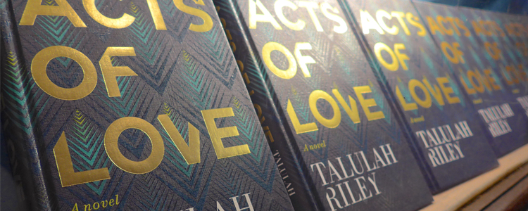 Acts-of-Love-Talulah-Riley at Daunt Books