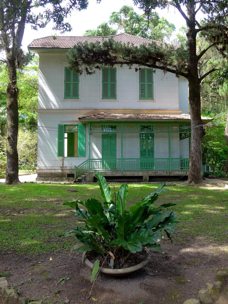 Botanical Garden Rio de Janeiro - Jardim Botanico do RIo de Janeiro - Grounds