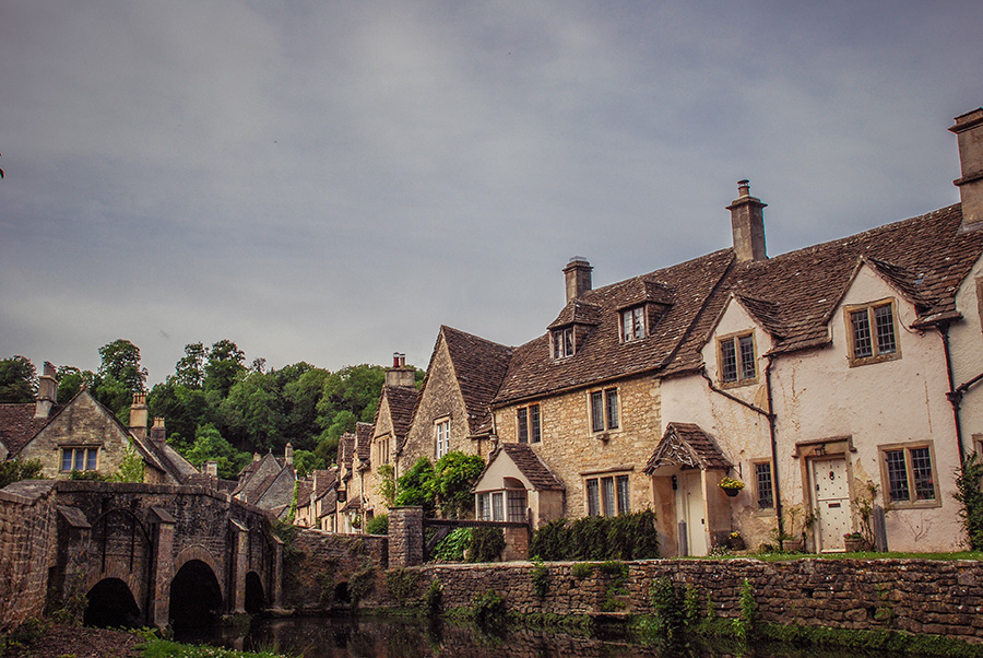 Cotswolds - Castle Combe - English country villages - Prettiest village England