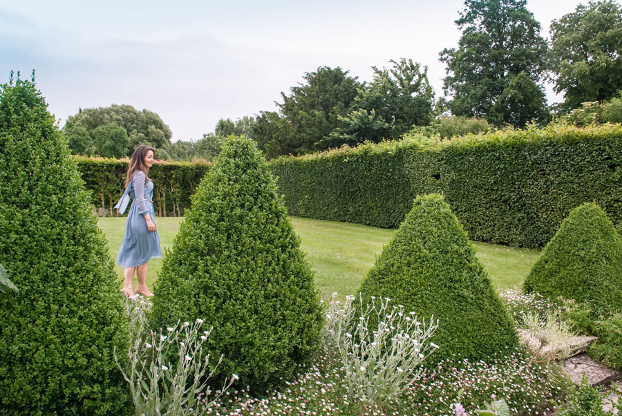 Lytes-Cary-Manor---Somerset-Days-Out---National-Trust---An arts-and-crafts-garden