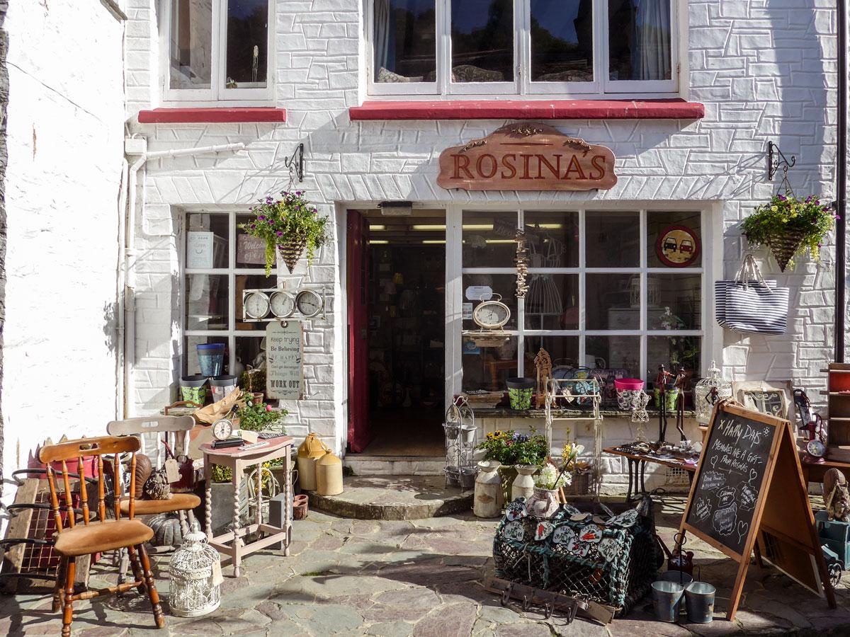 Polperro-Cornwall-Rosinas-Shop
