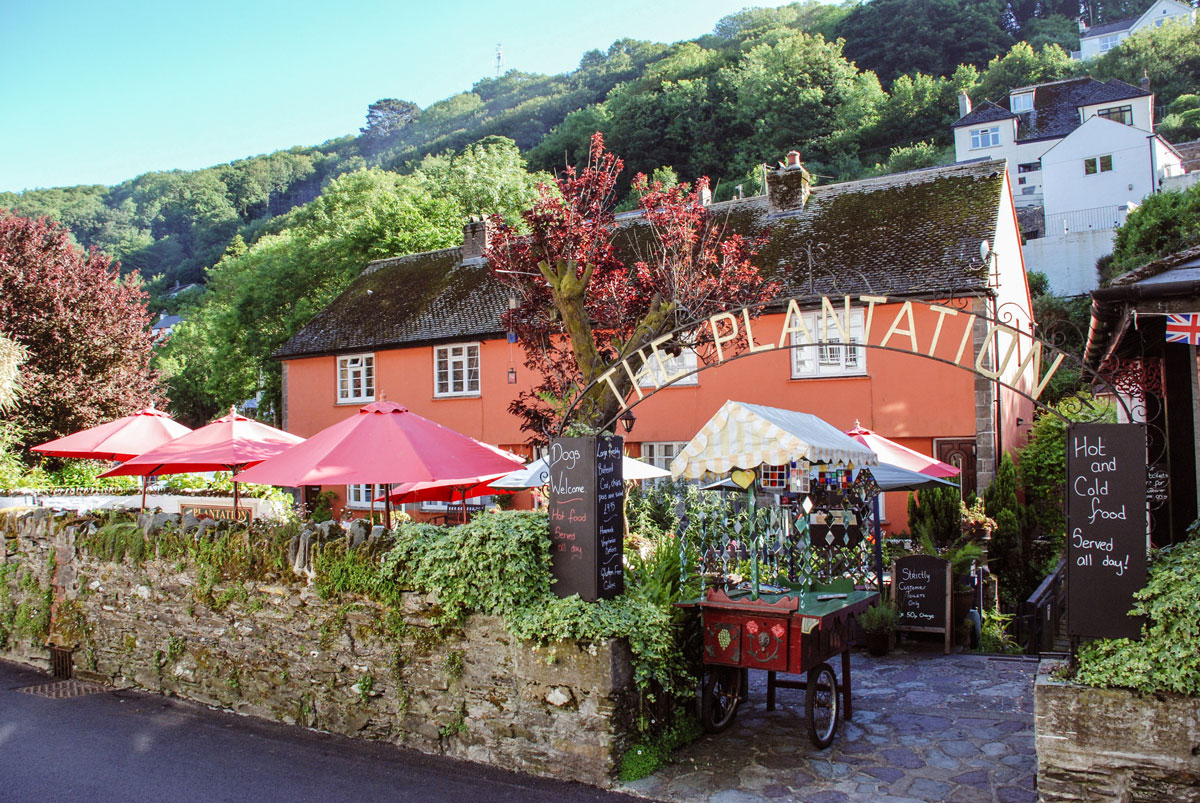 Polperro-Cornwall---The-Plantation-Restaurant