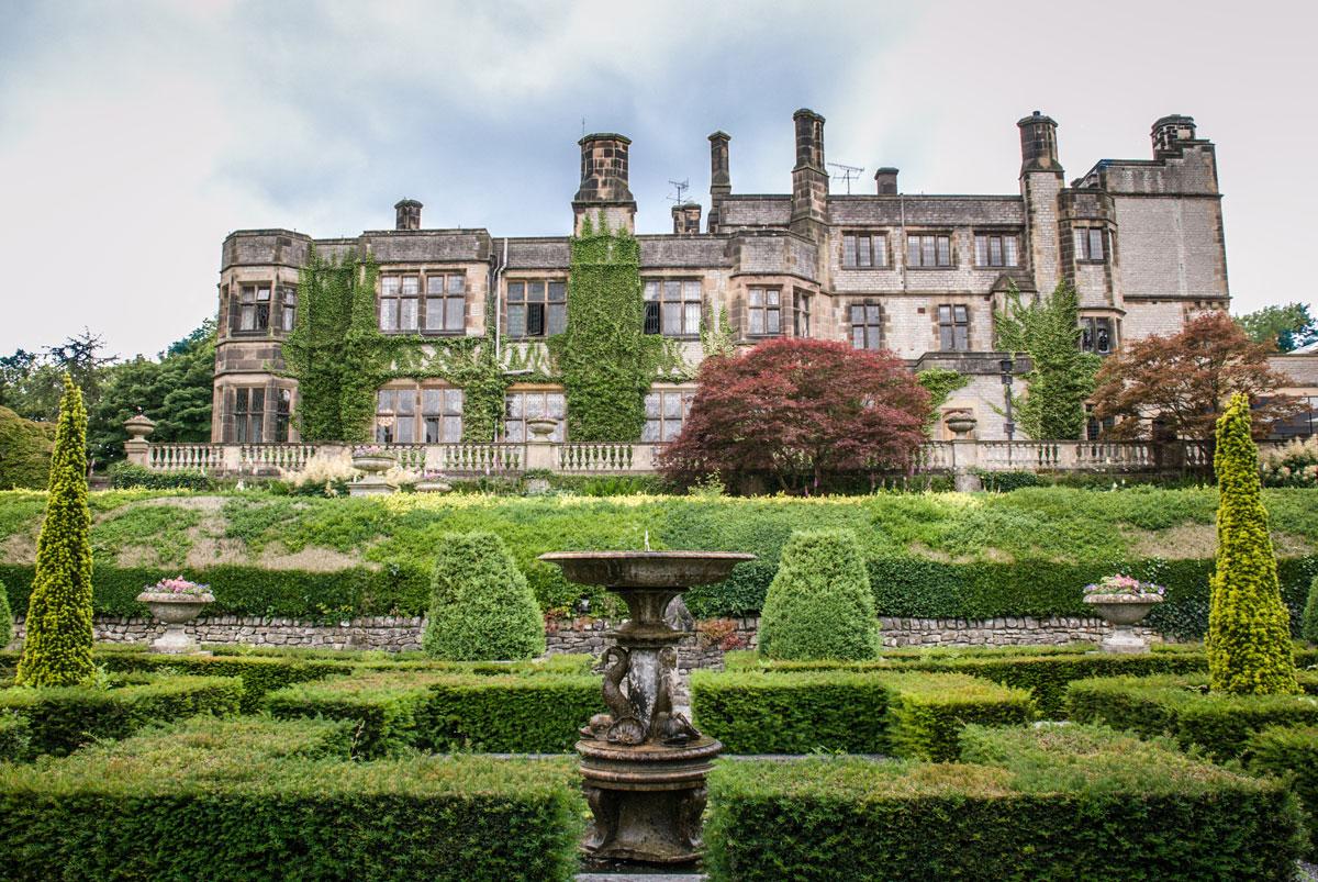 Thornbridge-Hall-Bakewell-Derbyshire