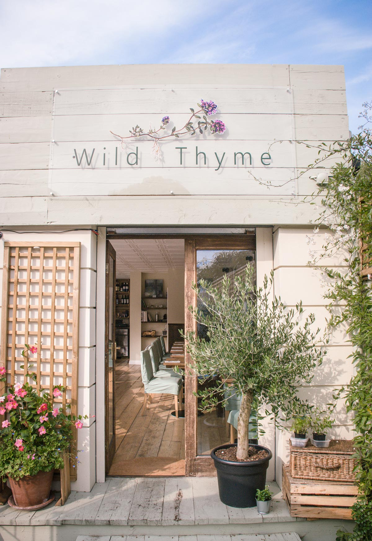 Wild Thyme Shepherds-Bush-Where to eat in West London