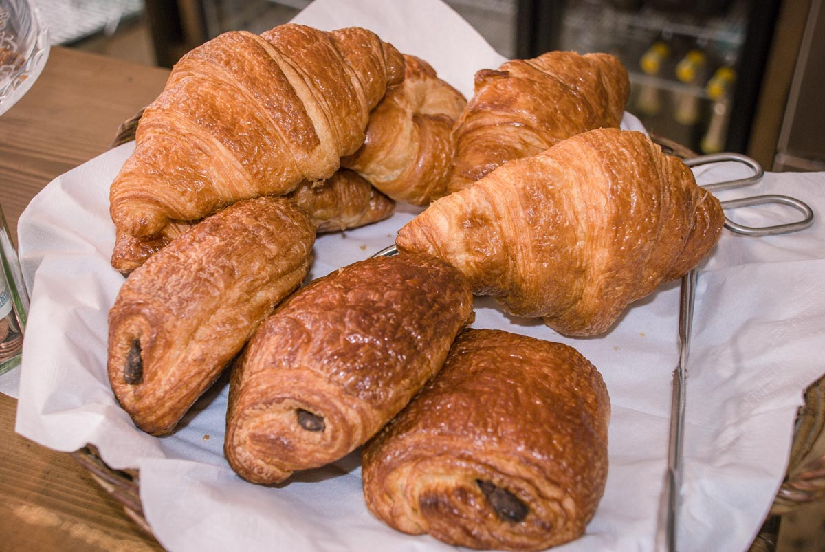 Wild Thyme Shepherds-Bush-croissants and pain au chocolat