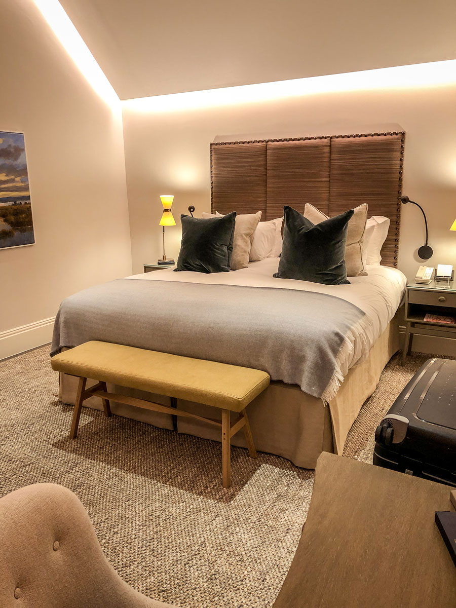 Linthwaite House Hotel Lake District - Bowness-on-Windermere - Leeu Collection - Lake view suite