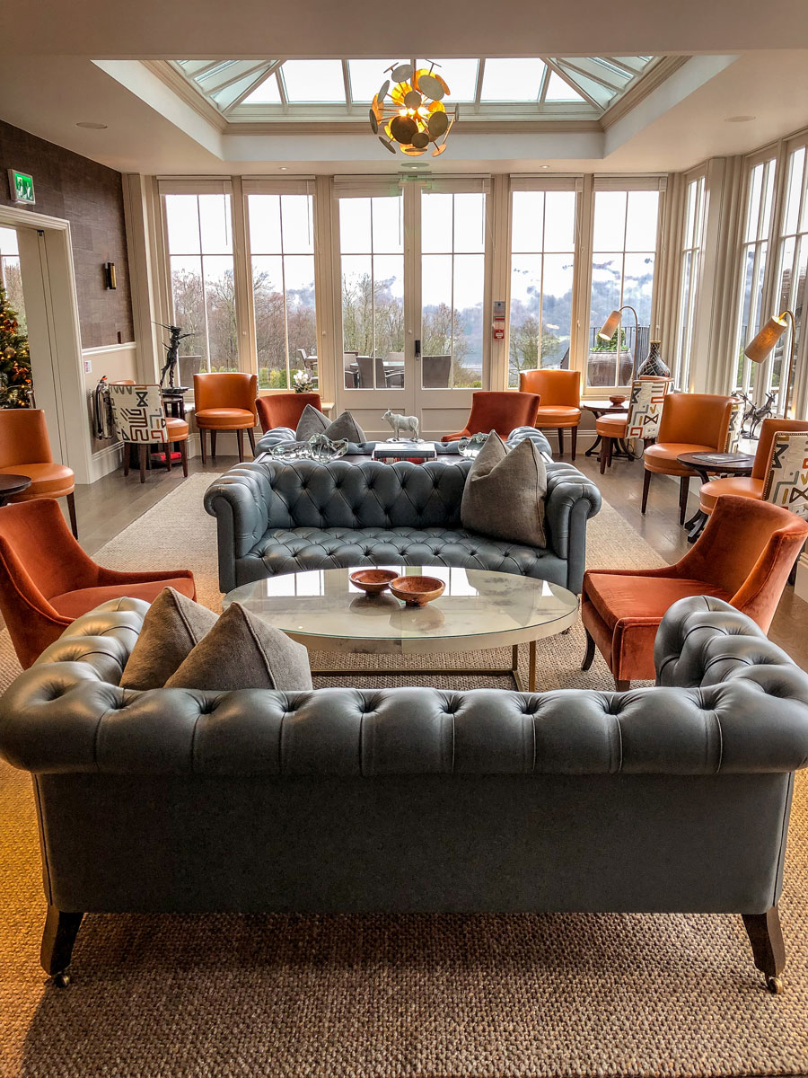 Linthwaite House Hotel Lake District - Bowness-on-Windermere - Leeu Collection - Interiors
