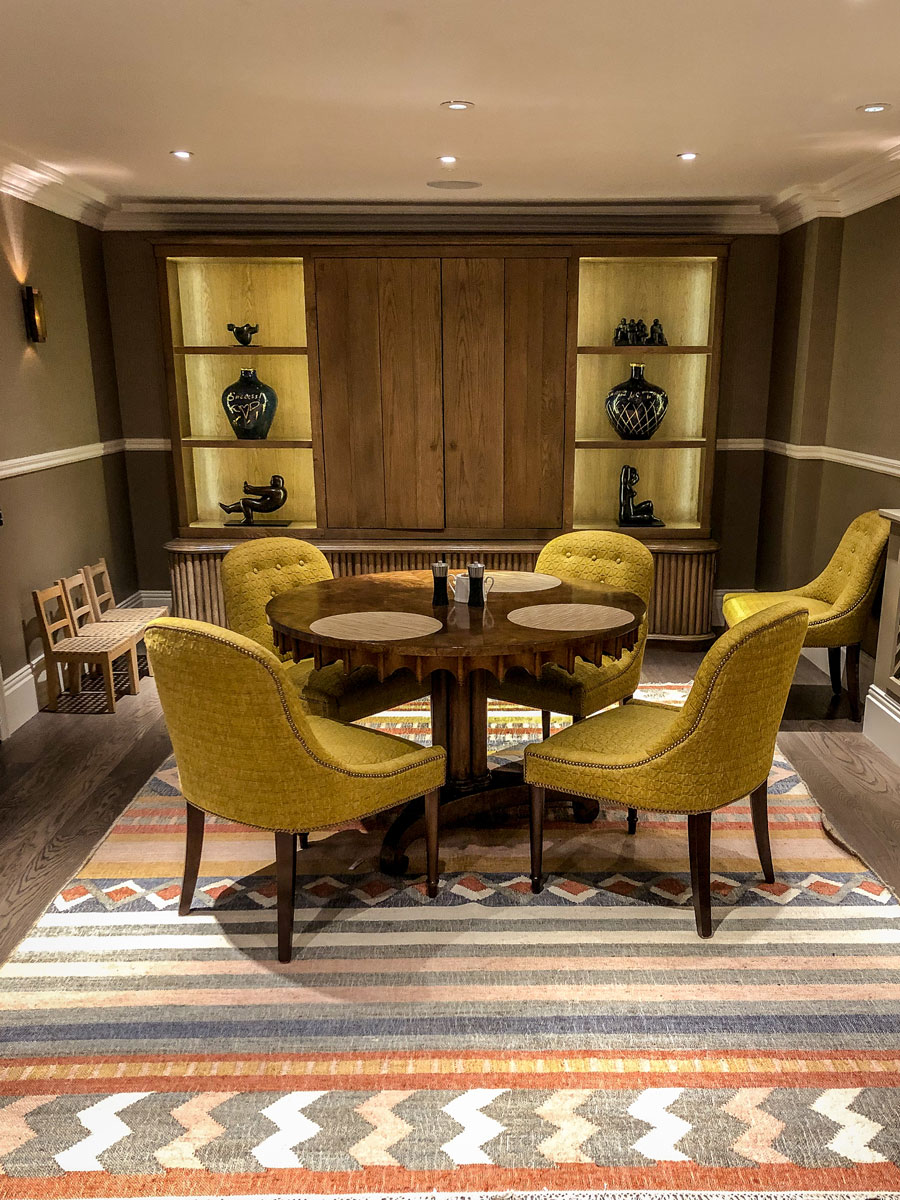 Linthwaite House Hotel Lake District - Bowness-on-Windermere - Leeu Collection - Interiors - Stella Restaurant
