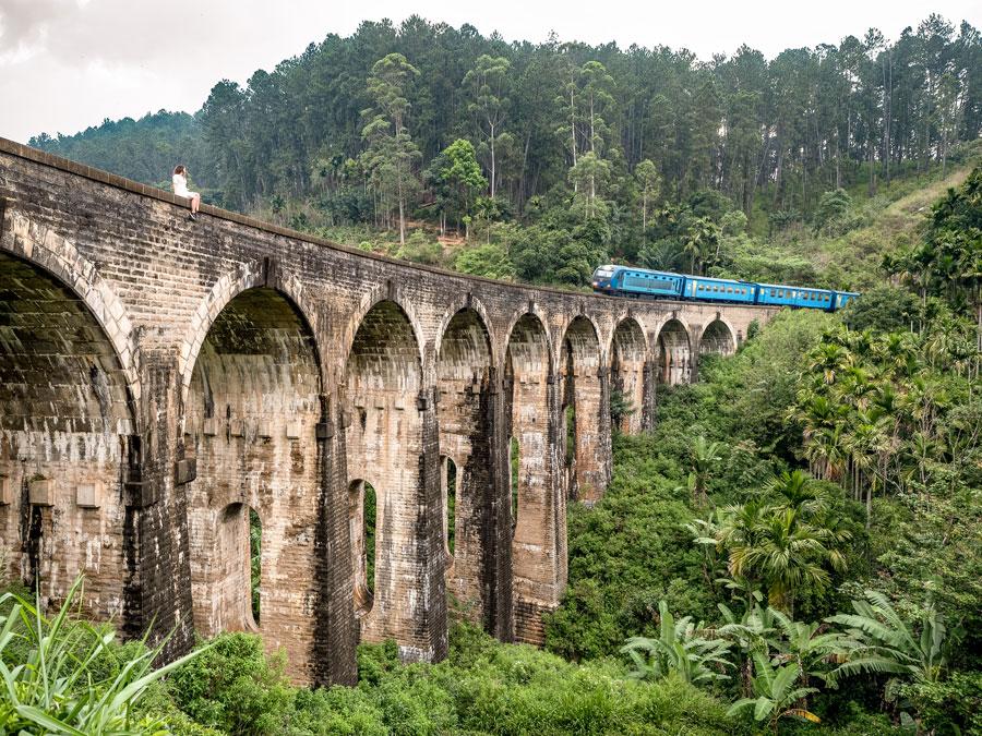 nine arch bridge 9 arch bridge sri lanka ella Sightseeing Sri Lanka Travel Guide