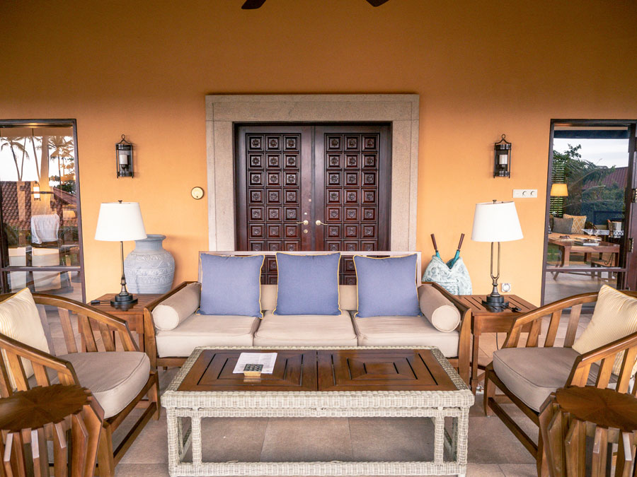 cape weligama private terrace
