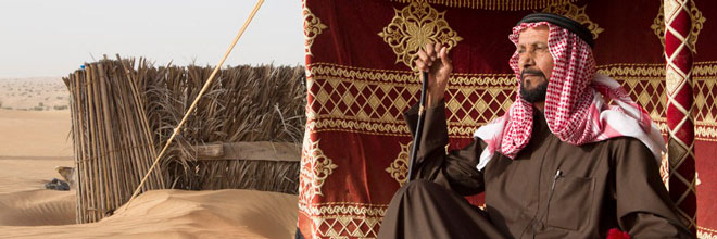 Platinum Heritage - Desert Safari Dubai - Breakfast with a Bedouin