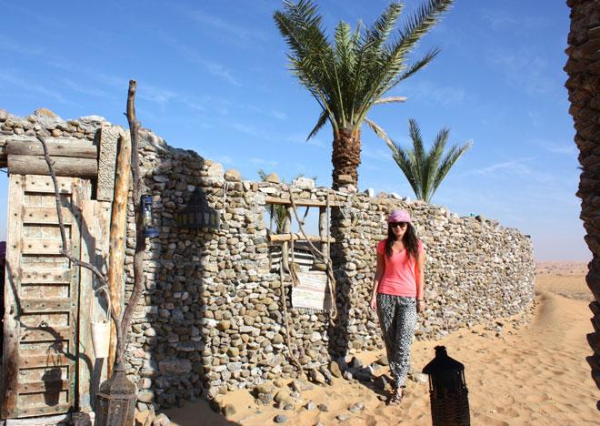 Platinum Heritage - Desert Safari Dubai - Breakfast with a Bedouin - Bedouin Camp