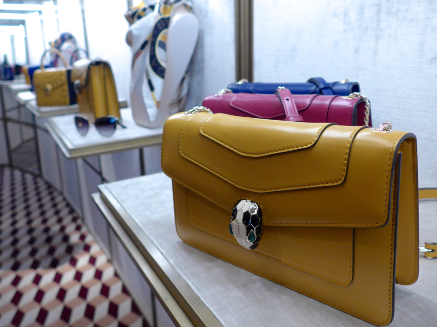 Bulgari Bags 2016 Serpenti