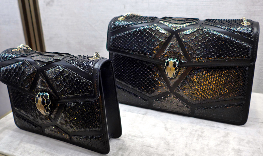 Bulgari Bag 2016 Serpenti