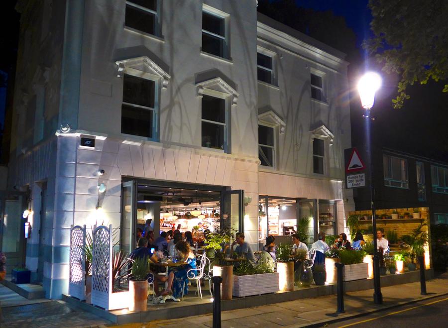 Chicama London Restaurant