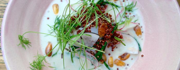 Chicama London Seabass Ceviche