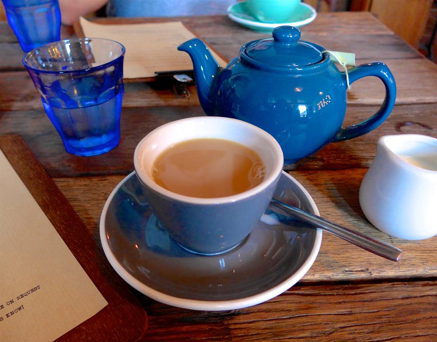 Artist Residence Brighton Tea
