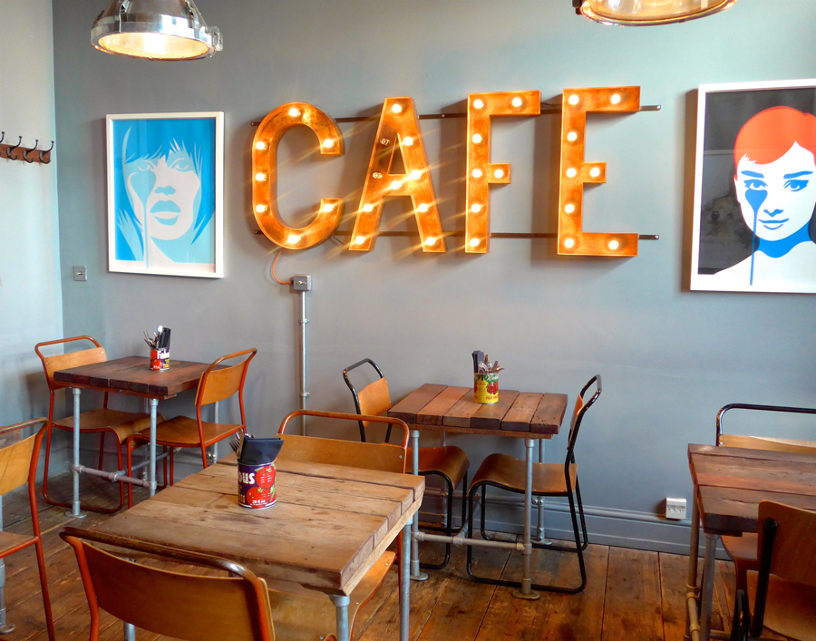 Artist Residence Brighton - The Set Cafe