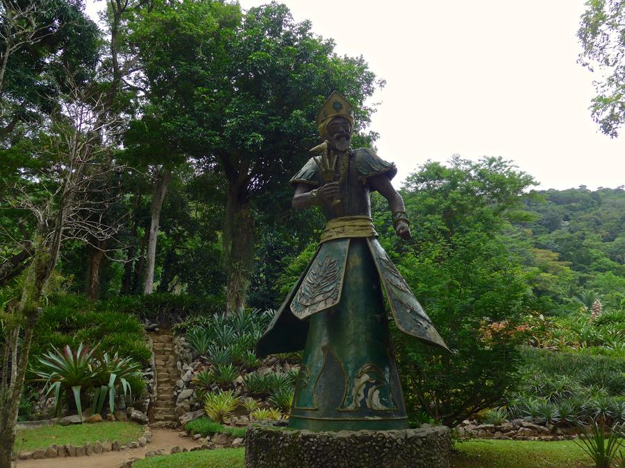 Botanical Garden Rio de Janeiro - Jardim Botanico do RIo de Janeiro - Ossanha