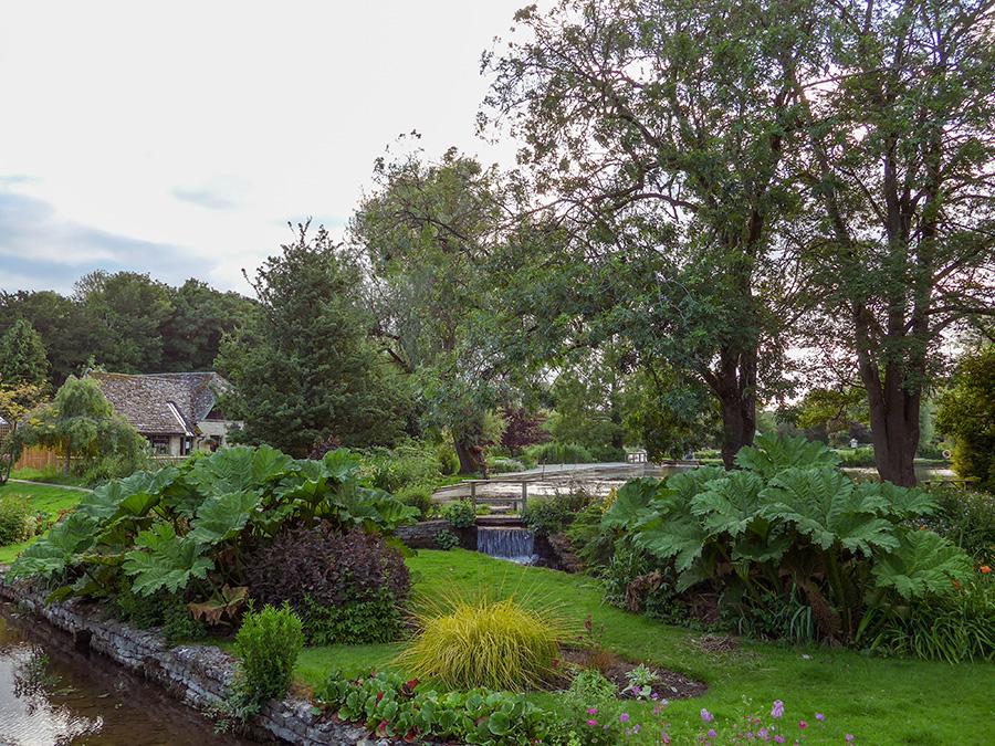 Cotswolds - Bibury Trout Farm