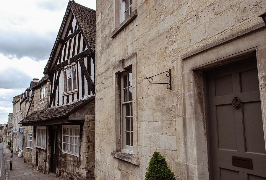 Cotswolds - Painswick - Cottages