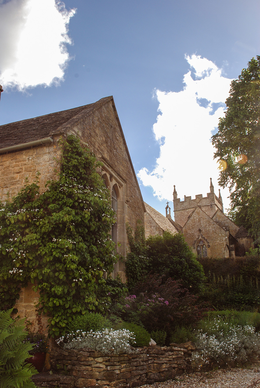 Cotswolds - Upper Slaughter - Church