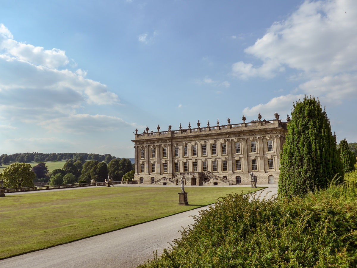 Chatsworth-House-Bakewell