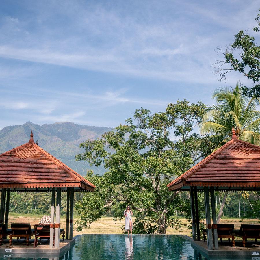 Jetwing Kaduruketha. Hotels near Ella